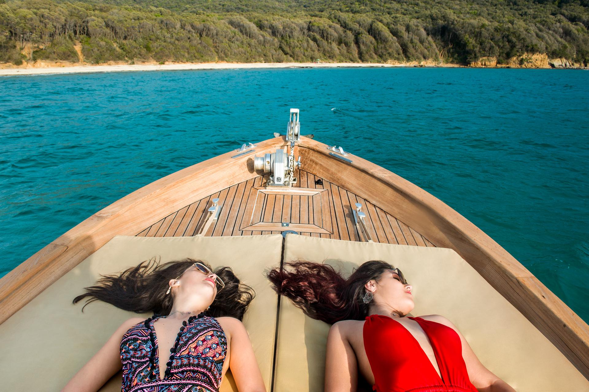 Cala Violina Boat Tour